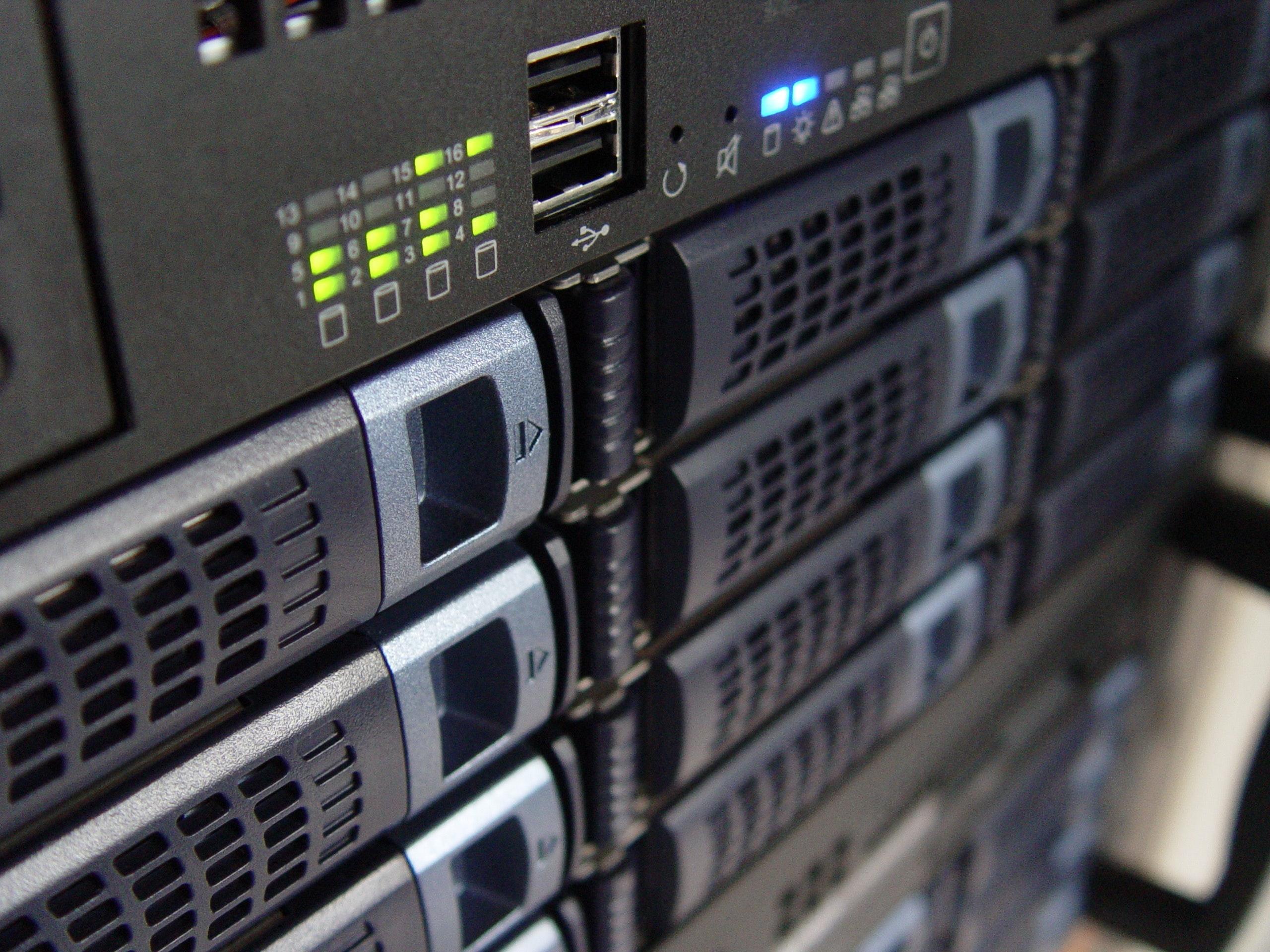 Server - blue IT Systemhaus GmbH